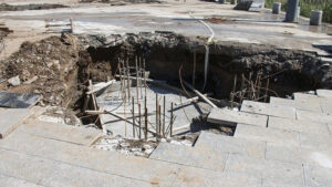 Sinkhole Repair Services in Pine Hills